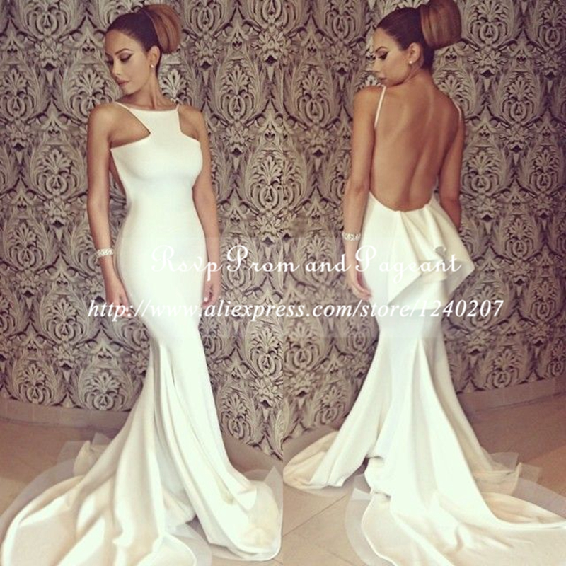 Compare Prices on White Mermaid Prom Dress- Online Shopping/Buy ...