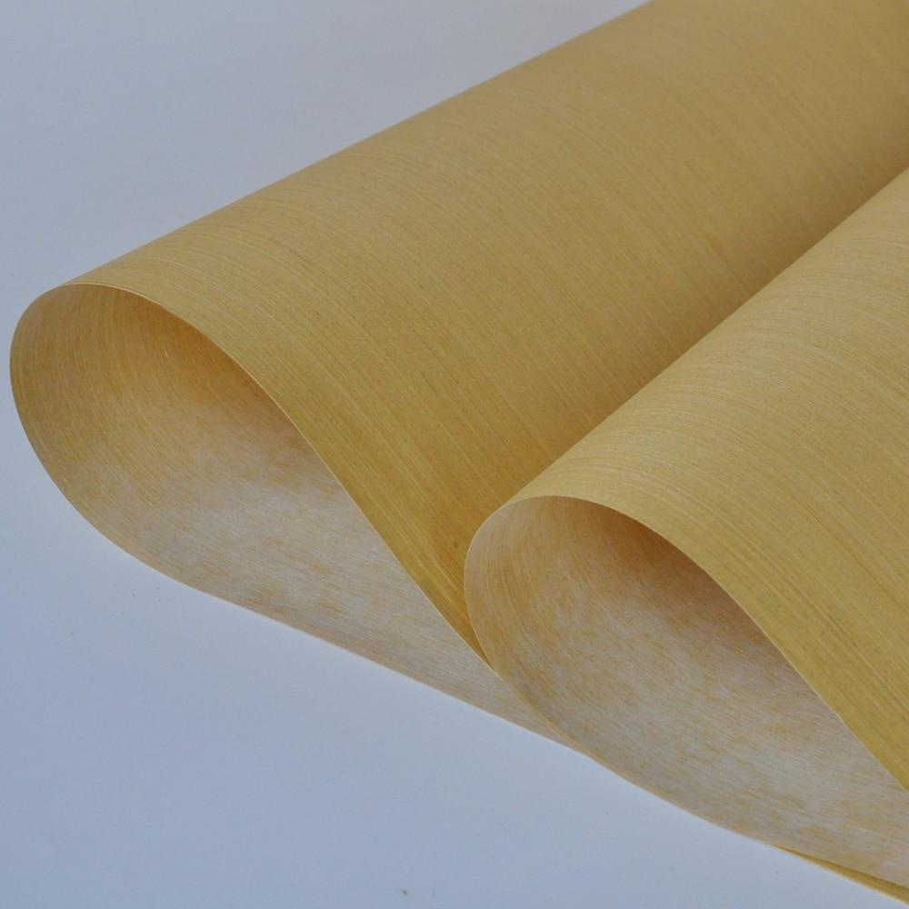Teak Engineered Wood Veneer With Fleece Backer