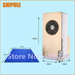 Hot SHIPULE Best selling keep cool in hot summer warm in cold winter-- 6W electric air conditioner cooling heating blanket