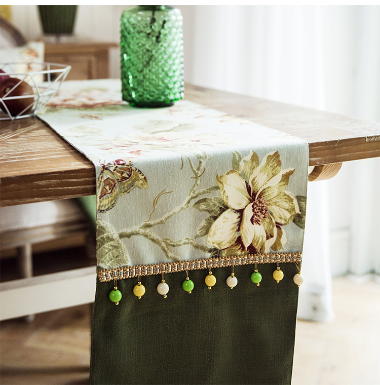 Small Table Runner For Coffee Table 6