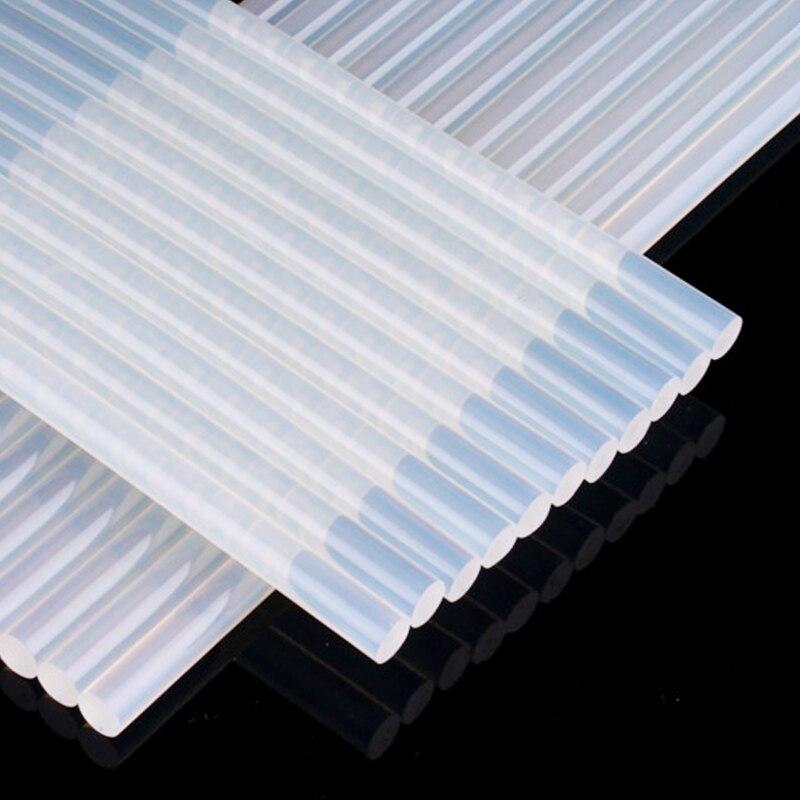 10 Unids / set 7mm / 11mm * 270mm Adhesivo de fusión en caliente - Herramientas eléctricas - foto 5