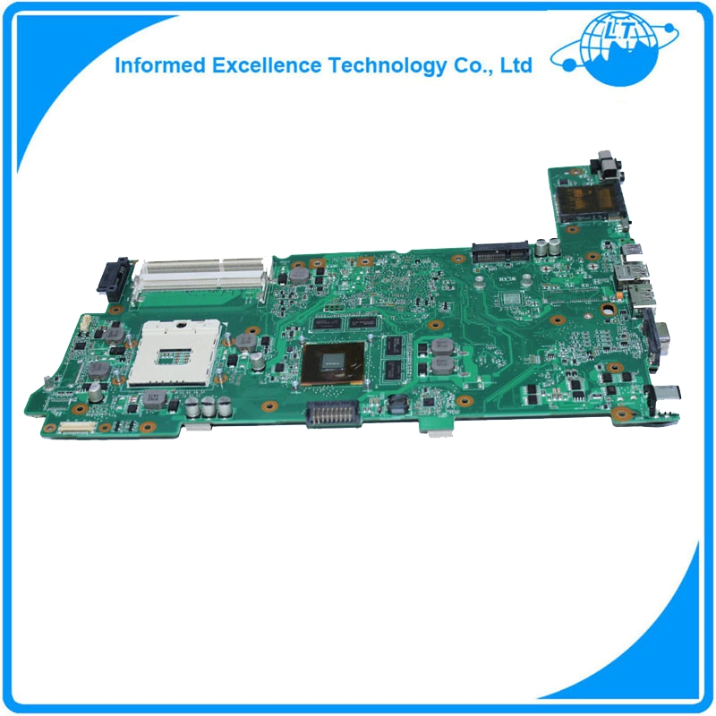 N73JG motherboard for asus DDR3 100% test mainboard notebook