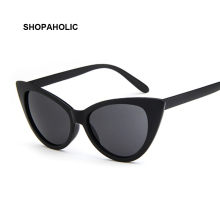 Women Cat Eye Sunglasses Vintage Brand D