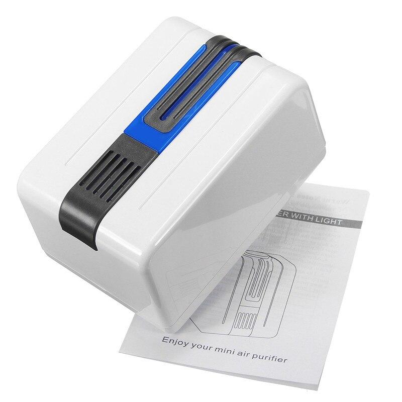 Ionizer Air Purifier EU Plug 220V US Plug 110V Air cleaner For Home Negative Ion Generator Remove