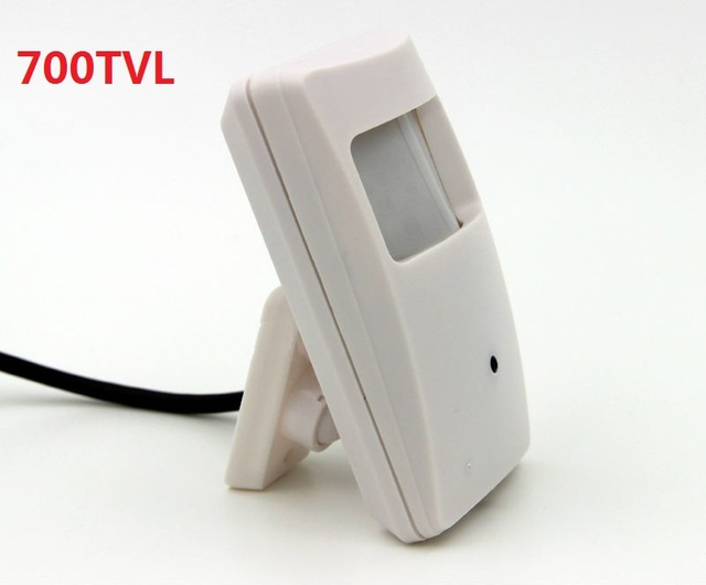 Sony 960H CCD Effio 700TVL Pinhole 3.7MM Lens Small Night Vision Mini Surveillance Security Concealed CCTV Camera