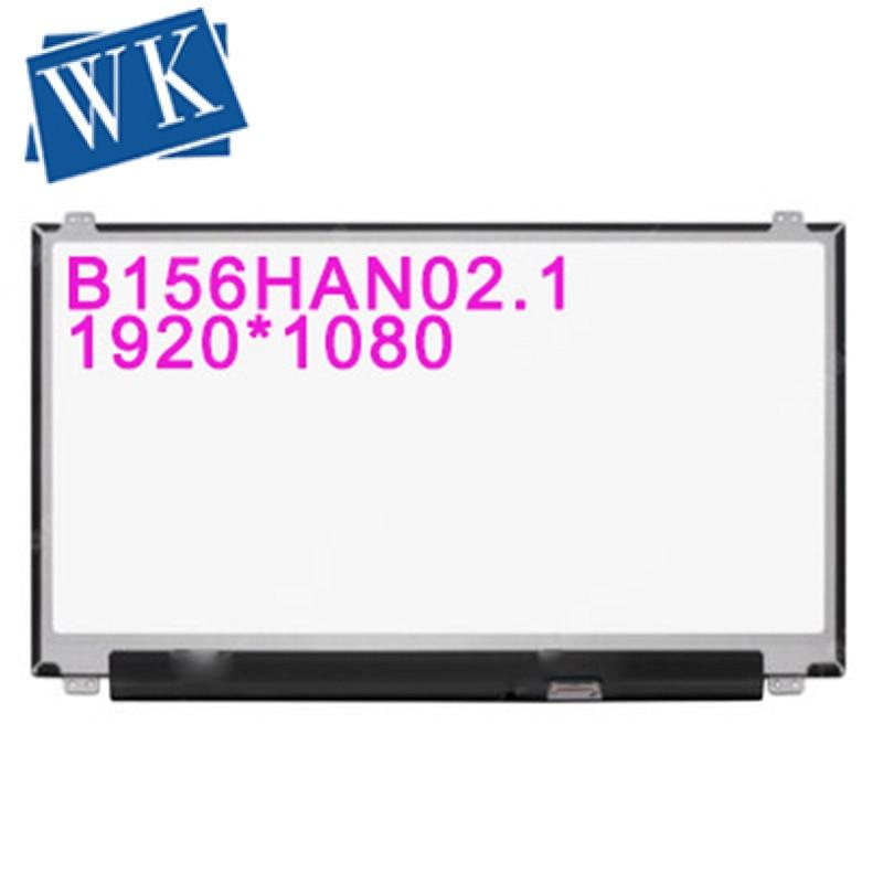 B156HAN02.1 Fit N156HCA-EAA NV156FHM-N47 LP156WF9 SPF1 LCD Screen 15.6