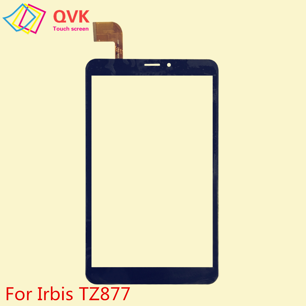 Black 8 Inch For Irbis TZ877 TZ890 TZ884 TZ892 TZ883 TZ882 TZ881 TZ891 TZ81L TZ90 3G 4G Touch Screen Panle
