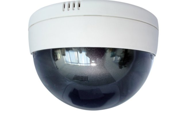 IP cctv camera support two way audio