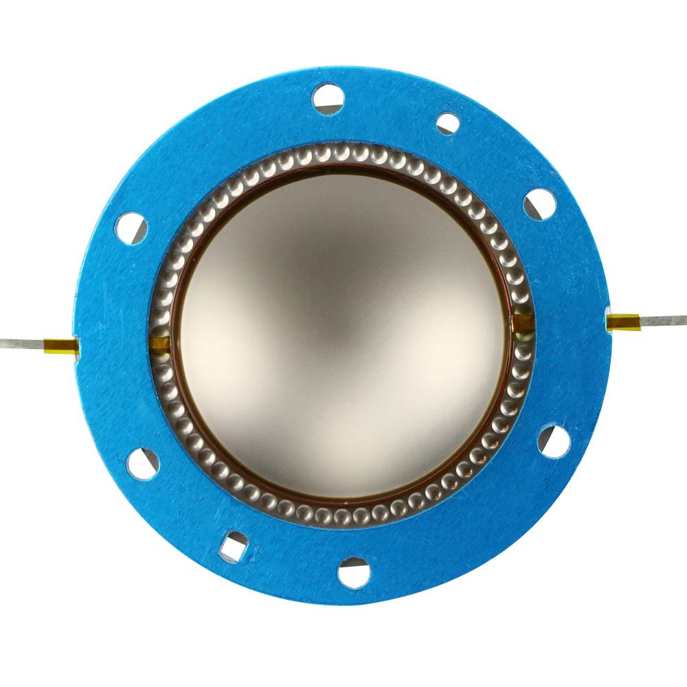 Image 5 - Ghxamp 51mm tweeter bobina de voz filme titânio 8 ohm alto falante peças reparo cobre redondo wirefor PV 22xt 22t 22a 2 peçasAcessórios de caixas de som   -
