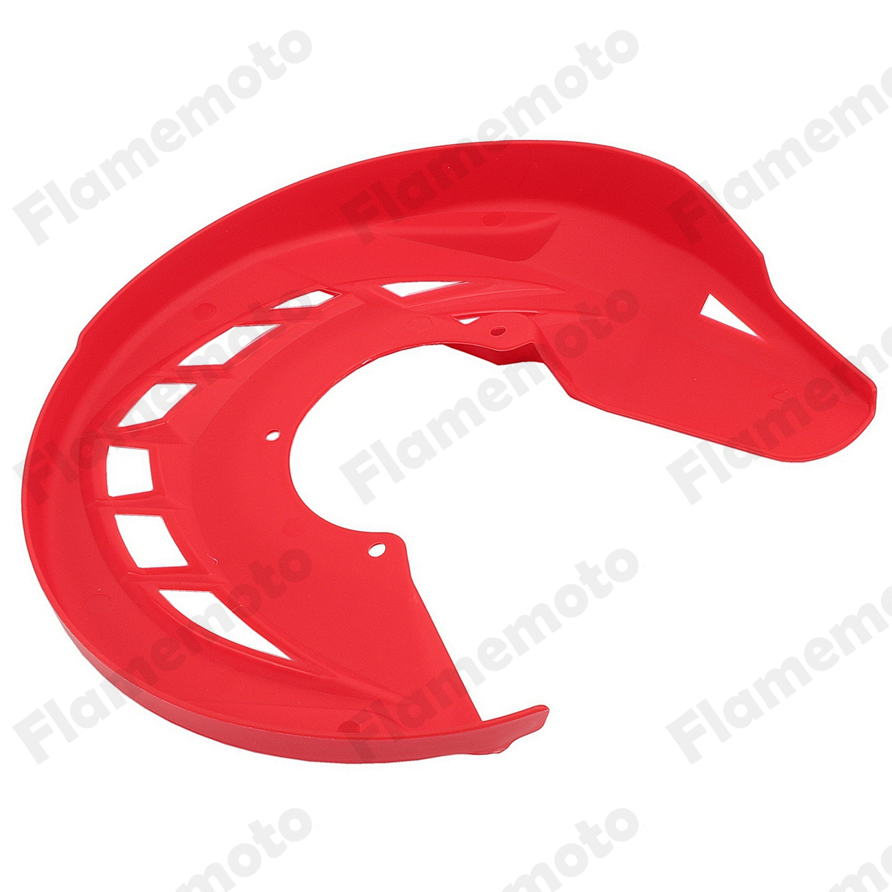 цены Red Motorcycle Bike Parts Front Brake Disc Rotor Cover Guard w/ Mounting For Honda CRF250L M  2012 2013 2014 2015 2016