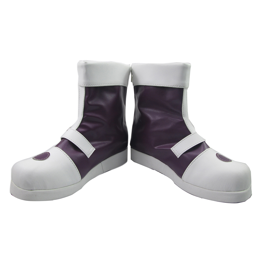 Brdwn HUNTER HUNTER Men 39 s Killua Zoldyck Cosplay Shoes custom short Boots in Shoes from Novelty amp Special Use
