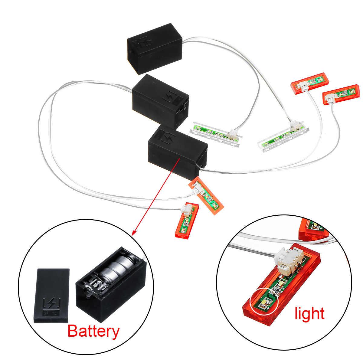 Światła LED zestaw oświetlenia tylko dla LEGO dla 42083 dla Bugatti Chiron Technic zabawki cegły zestaw oświetlenia (Model nie jest wliczony w cenę)
