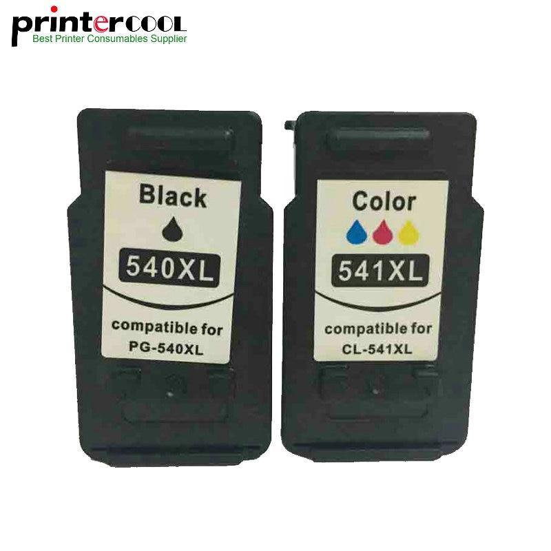 PG540 CL541 For Canon Pixma MX374 MX375 MX395 MG3155 MG3200 MG3255 MG3500 MG3550 MG4100 MG4150 MG4250 Printer
