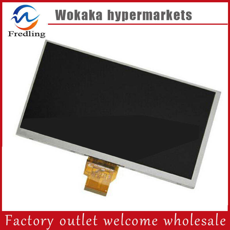 New 7INCH 40PIN 163*97 LCD Display TFT Screen FOR Digma HIT HT 7070MG HT7070MG TABLET LCD replacement Parts Free Shipping