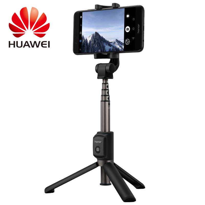 <font><b>Huawei</b></font> <font><b>Honor</b></font> <font><b>AF15</b></font> Selfie Stick Tripod <font><b>Bluetooth</b></font> 3.0 Portable Wireless <font><b>Bluetooth</b></font> Control Handheld for For Android IOS <font><b>HUAWEI</b></font> image