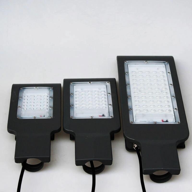 LED Street Light 30W 40W 60w outdoor led light LED road Lamp 3 yease warranty AC85-265V