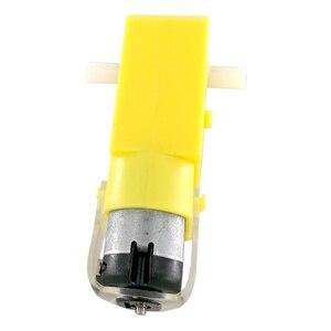 Image 5 - MCIGICM DC3V 6V DC gear Motoriduttore TT Per Robot Smart Car Chassis FAI DA TE Anti interferenza di vendita Calda