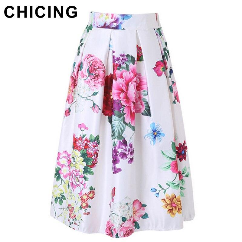 Online Get Cheap Printed Silk Skirt -Aliexpress.com | Alibaba Group