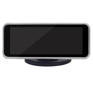 Image 3 - Capteur de stationnement à 4 sondes avec affichage de haut parleur