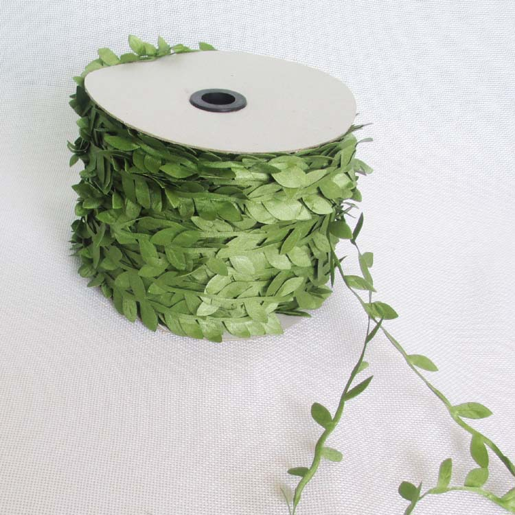 Artificial Vines Leaf DIY Decorative Botanical Greenery for Wedding Party 252 Ft