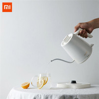 Xiaomi 0.6l Water Kettle Instant Heating Electric Coffee Pot Temperature Control Auto Power off Protection Wired Kettle Teapot