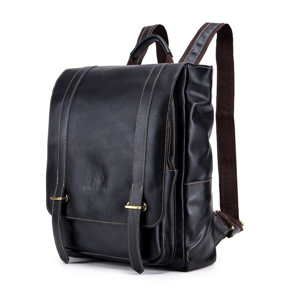 Men Genuine Leather Backpack Vintage Business Backpack Large School Bags Multi-Function Travel Backpacks Shoulder Bag mochilaMen Genuine Leather Backpack Vintage Business Backpack Large School Bags Multi-Function Travel Backpacks Shoulder Bag mochila
