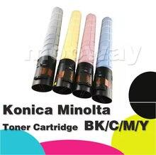 Cartouche de toner pour Konica Minolta, compatible avec C220 C240 C280 C360 C7128 C7722 C7728 TN216 TN319 29K 26K