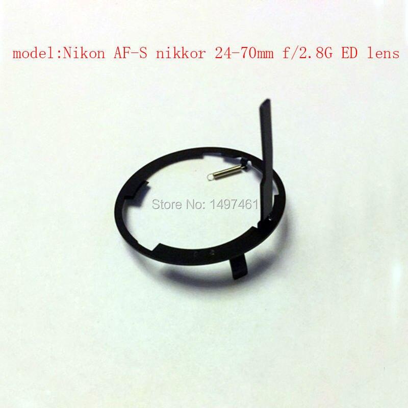 Nouveau levier de commande d'ouverture de bague à baïonnette de Base pièces de réparation pour objectif Nikon AF-S nikkor 24-70mm f/2.8G ED