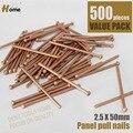 500 PC Welding Stud Stick 2.5mm Gun Welder Auto Body Dent Puller Nail Repair Kit SW-250