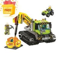 Bela Pogo Compatible Legoe City Urban Supply Helicopter Geological Prospect Figures Building Blocks Bricks toys for children