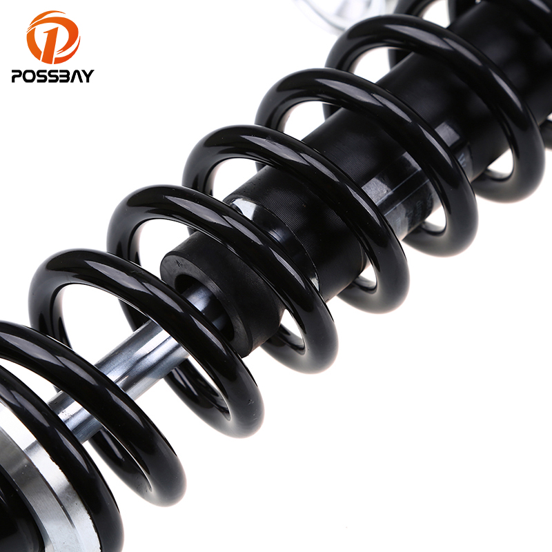 TDPRO 2 Pack of 400mm 15.75 Shock Absorber Rear Suspension Spring Motorcycle Scooter
