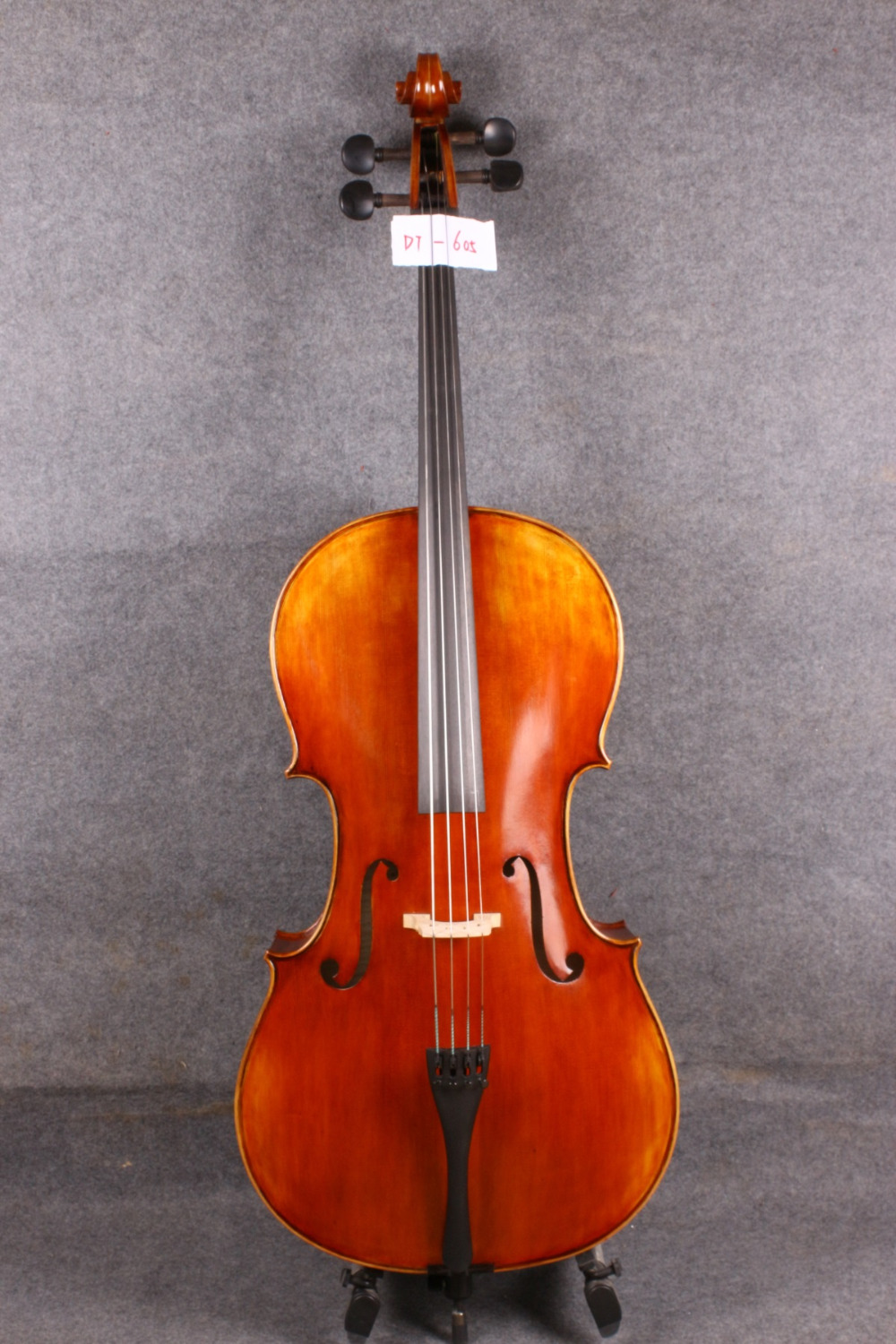 New 4 string cello Spruce top Back Ebonywood Parts 4/4 Powerful Sound 605# new 4 4 electric cello powerful sound ebony parts end pin tailpiece peg 1468