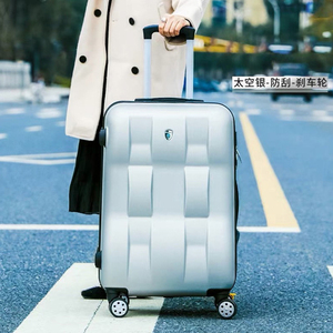 24/26Inch Trolley Case/bags Woman Travel Suitcase with wheels Rolling Carry On Luggage Man 20inch Boarding Box Travel Bags Trunk|Rolling Luggage| |  -