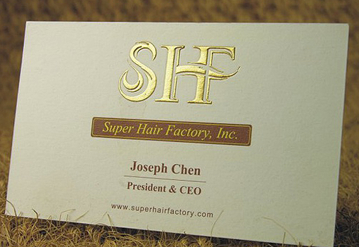 Compare Prices on Embossed Business Cards- Online Shopping/Buy Low ...