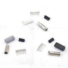 10 PCS הרבה 3 צבע זמין החלפת מחבר תקע חריץ חלק עבור N G C