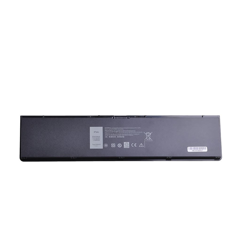 7.4 V 47Wh Nouveau Portable E7440 Batterie pour Dell Latitude E7420 E7440 E7450 V8XN3 G95J5 34GKR 0909H5 0G95J5 5K1GW batterie ordinateur portable - 3