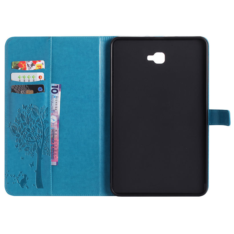 Pu Leather Stand Case For Samsung Galaxy Tab A6 10 1 T580 T585 Sm