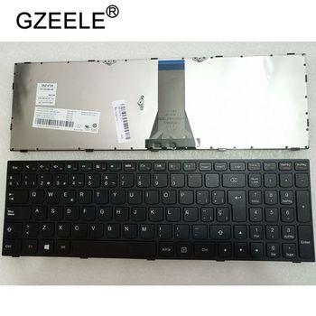 GZEELE SP Teclado Spanish keyboard For IBM for Lenovo G50 Z50 Z50-70 Z50-75 G50-70A G50-70H G50-30 G50-45 G50-70 G50-70m Z70-80 gzeele ru laptop keyboard for lenovo g50 70 g50 45 b50 g50 g50 70at g50 30 z50 g50 z50 b50 g50 70 b70 80 ru layout russian black