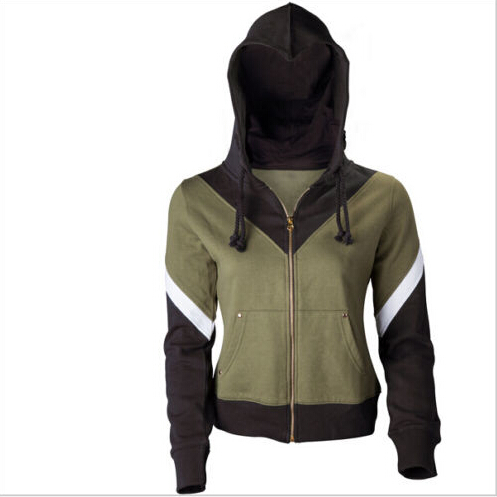 The Legend of Zelda Link Hoodie Zipper  1
