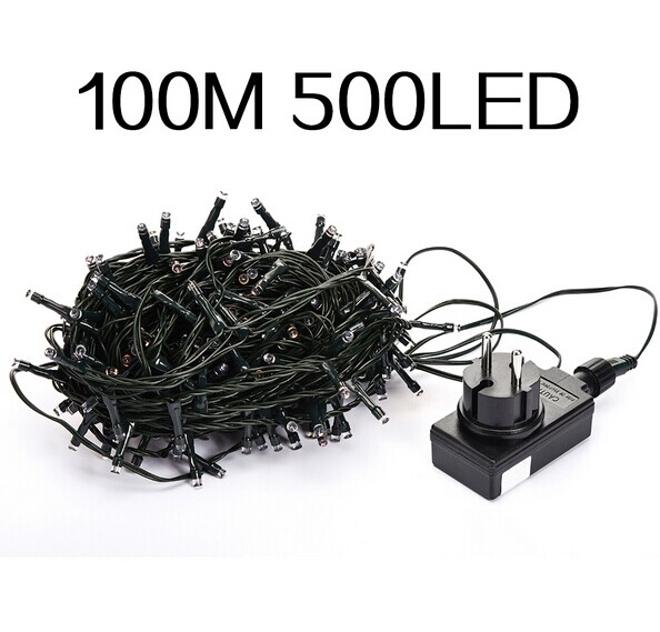 Low Voltage Outdoor Party Lights: Low Voltage DC24V Waterproof Fairy String Lights 100M