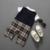 Meninos do bebê Roupas de bebê recém-nascido meses Smoking Macacão Shortall Boties Belo Cavalheiro Colete Roupas roupas de Bebe infantil