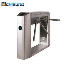 2017 Bi-direction high quality Mechanical turnstile entry systems gate Bridge house can use rfid card reader