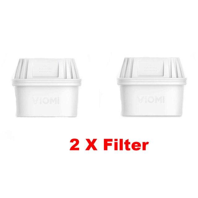 Youpin VIOMiกาต้มน้ำตัวกรองคาร์บอน3ตัวกรองReplacement Filterสำหรับกรองกาต้มน้ำ