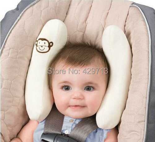 0 5 Years Head Support Baby Car Seat Pillow Trolleys