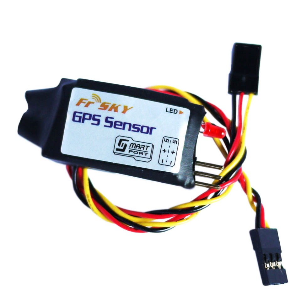 Frsky S PORT GPS Sensor V2 X8R X6R X4R Compatible for RC Airplane