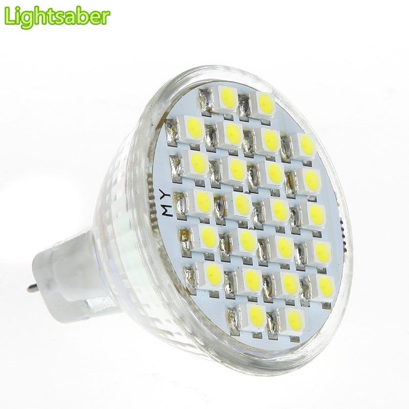 energy saving dc12v 1 5w mr11 gu4 led bulb 24leds 3528 120lm smd white warm white lampada led. Black Bedroom Furniture Sets. Home Design Ideas