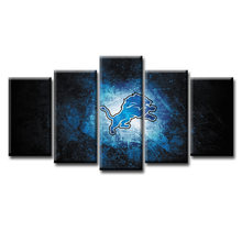 Wholesale 5 Pieces/set Movie Poster Series Canvas Painting for living room Decoration Print Canvas Pictures /Abstrac- (115)(China)