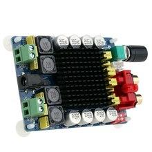 Binaural Estéreo TDA7498 2×100 W módulo amplificador de potência digital de Alta Potência