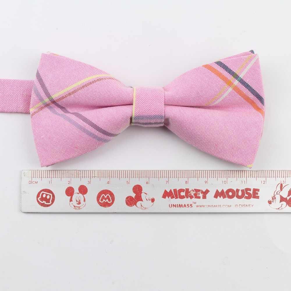 Нестандартный узкий галстук-бабочка платок Набор 100% хлопок текстиль бабочка карман квадратный печать цветочный Классический Тощий Полосатый галстук