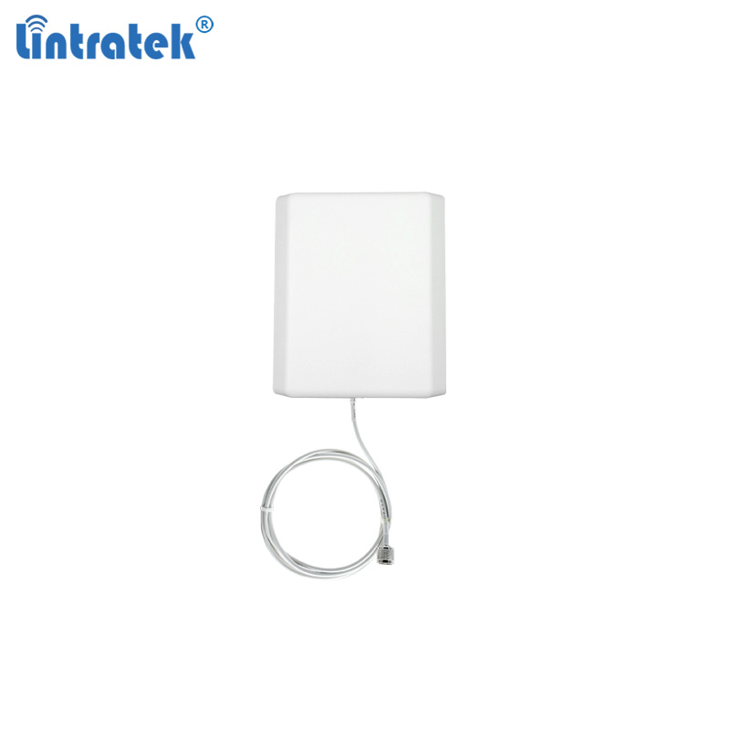 8dB Wide-band Indoor Antenna With 2 Meters Cable N Male Connector Internal Panel Antenna For All 2g 3g 4g Signal Booster #6.6